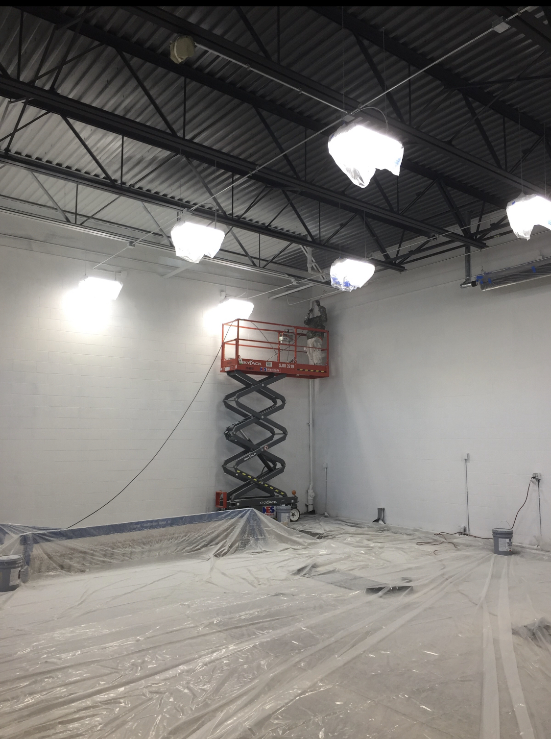 Commercial, Retail, Industrial Painting Services | Chem